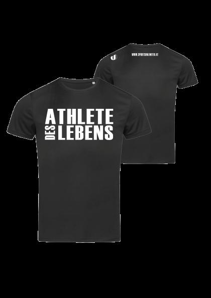 "TShirt ""Athlete des Lebens"""